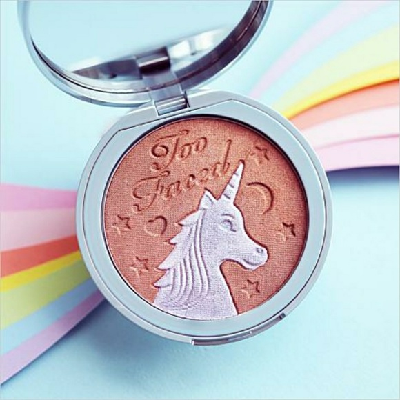 Too Faced Other - 💙Too Faced Unicorn Bronzer (Highlighter)